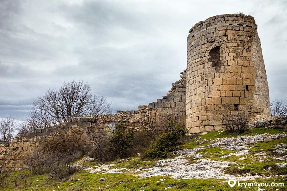 Сюйреньская крепость 4
