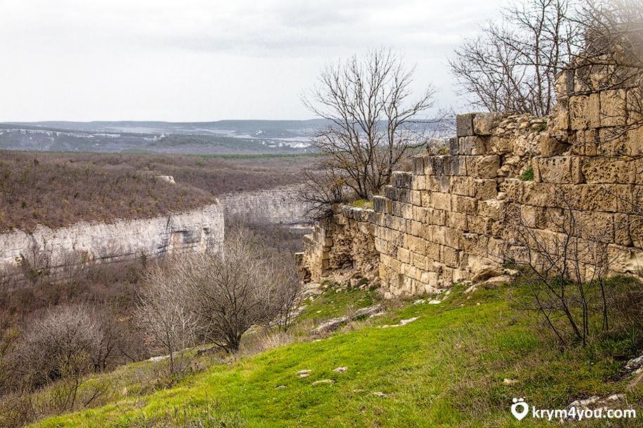 Сюйреньская крепость 3
