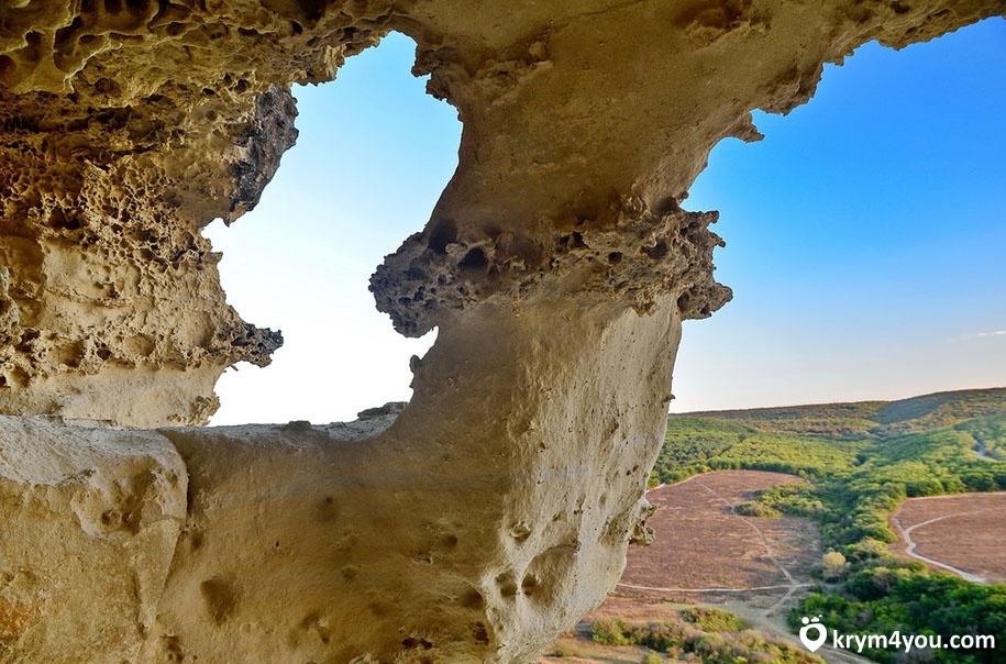 Пещерный город Бакла 3