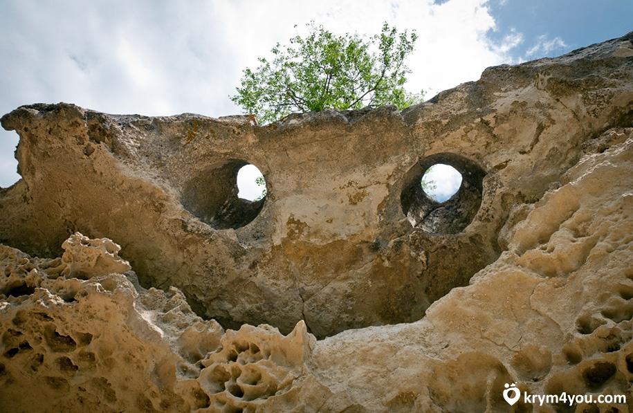 Пещерный город Бакла 1
