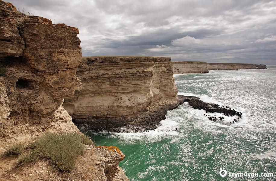 Где самое чистое море в Крыму 1