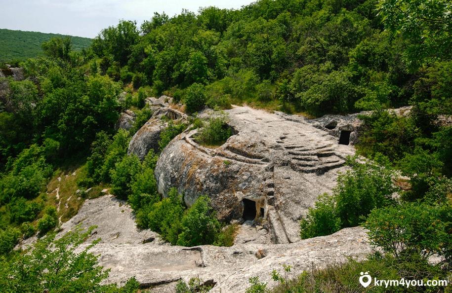 Пещерные города Крыма 1