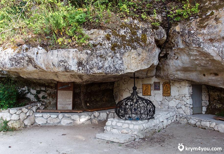 Пещерные города Крыма фото
