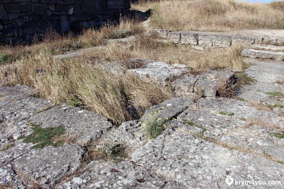 Пантикапей Керчь фото