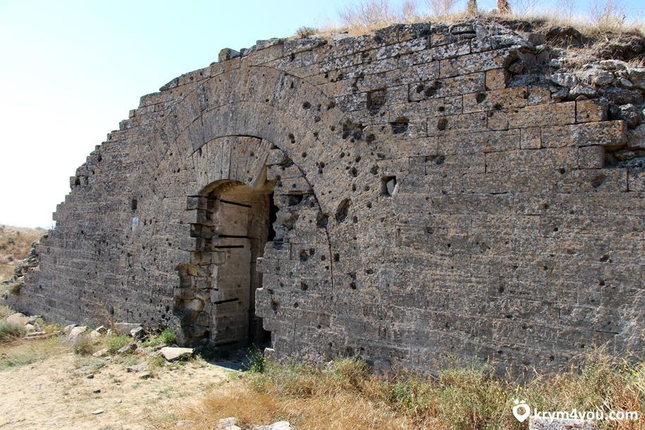 Керченская крепость 7