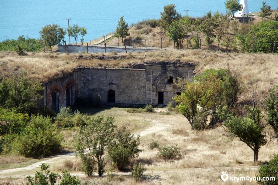 Керченская крепость 6