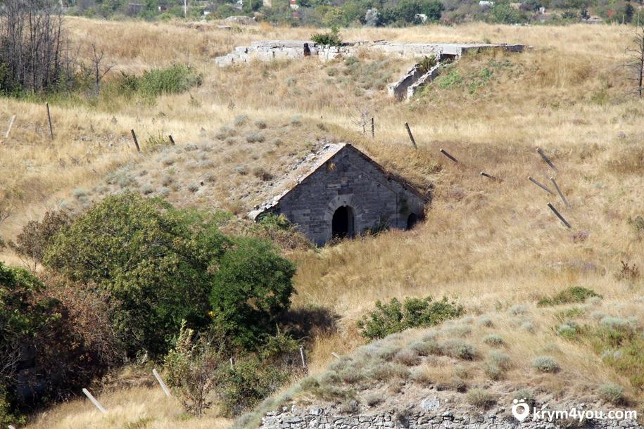 Керченская крепость 5