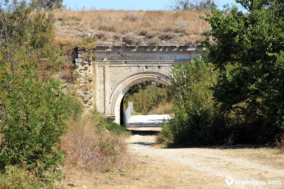 Керченская крепость  2