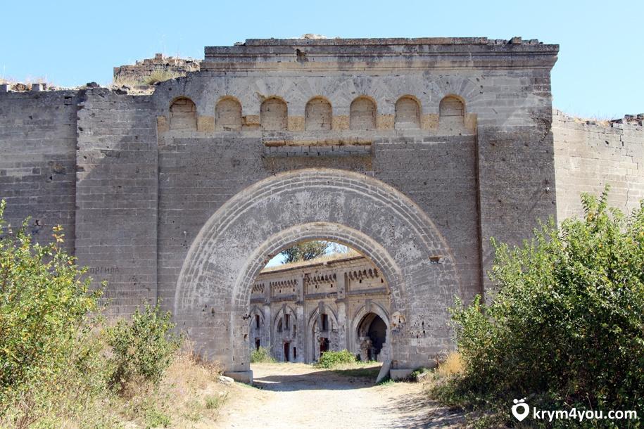 Керченская крепость 1
