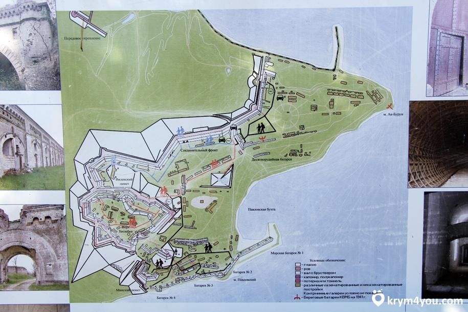 Керченская крепость 11