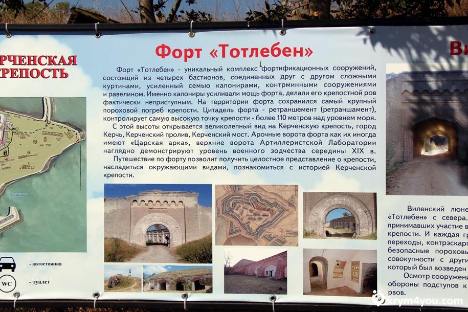Керченская крепость  3