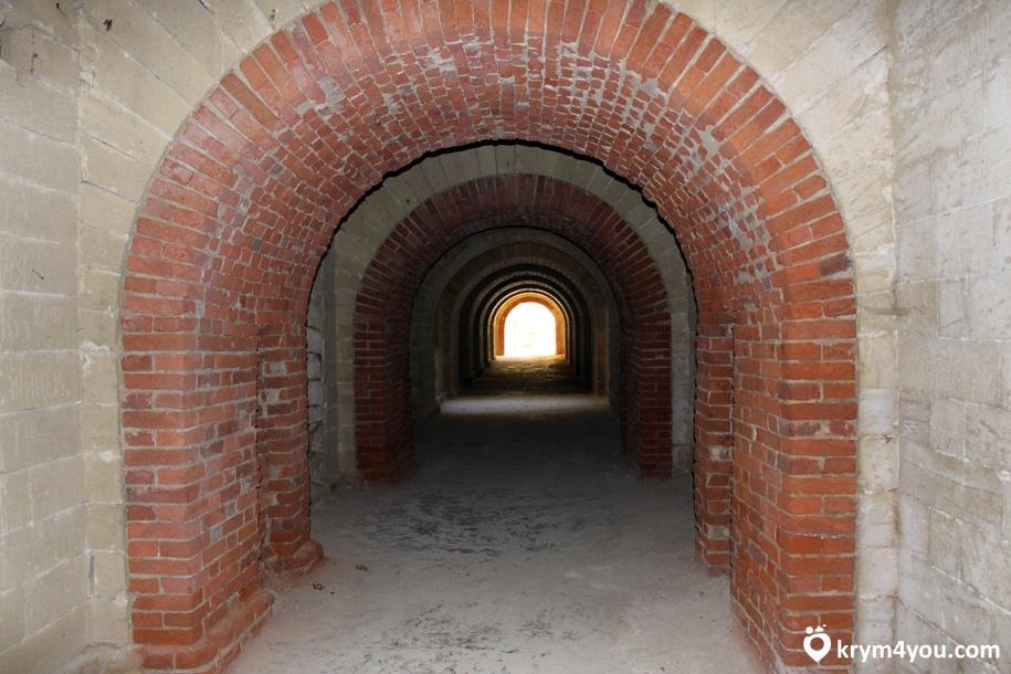 Керченская крепость 9