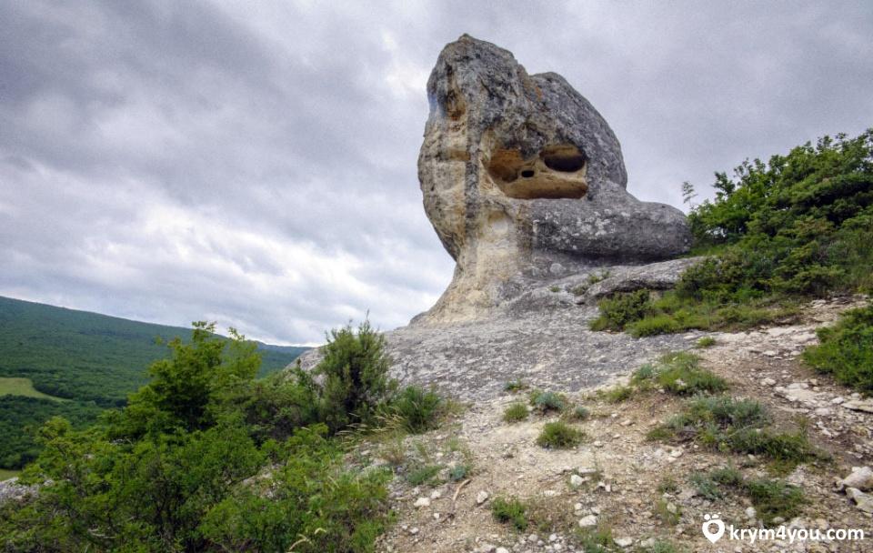 Сфинксы Каралезской долины