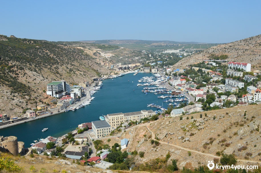 Балаклава Крым фото