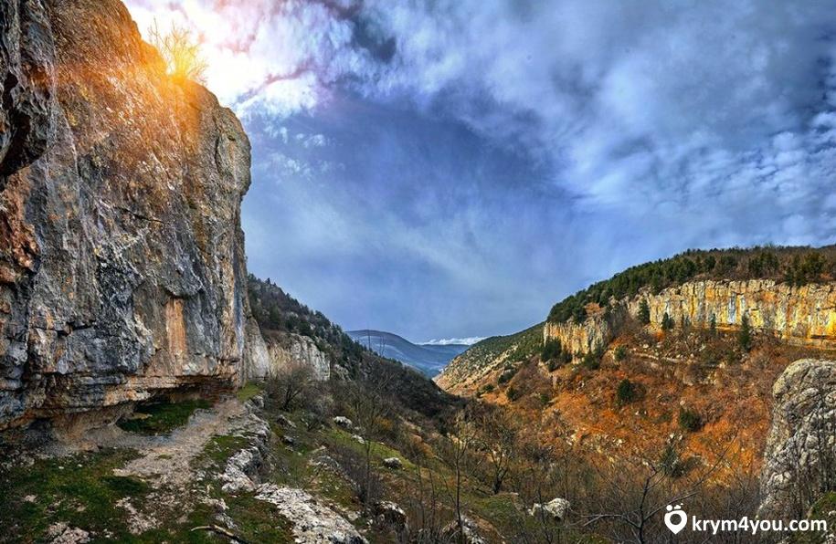 Байдарская долина, достопримечательности