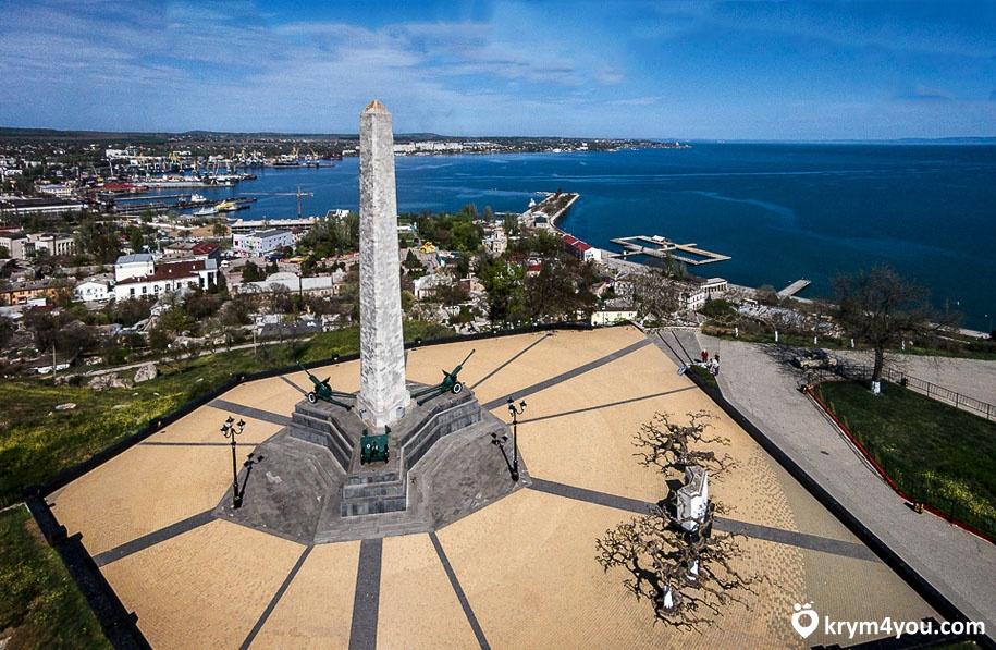 Факты о Крыме самый старый горд Керчь