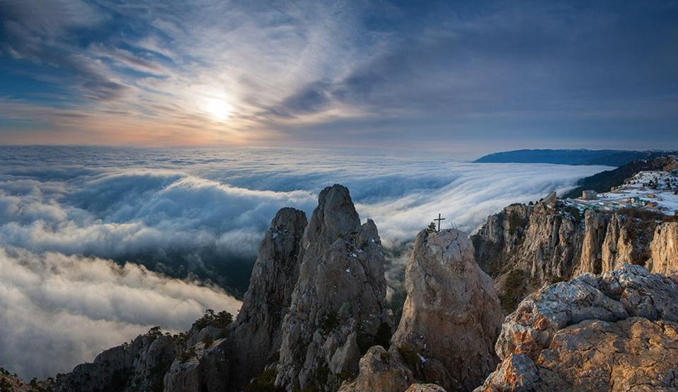 гору Ай-Петри
