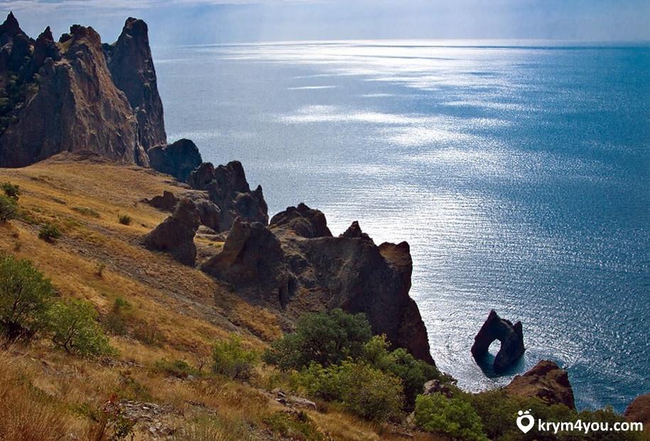 Золотые Ворота Крыма